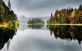 Eibsee Lake Bavaria Germany 2018 Bing Wallpaper Preview ...