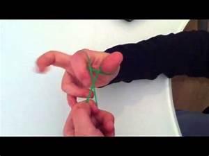 Comment Faire Une Etoile : tuto comment faire une toile avec un lastique youtube ~ Nature-et-papiers.com Idées de Décoration