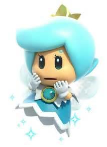 Super Mario 3D World Blue Fairy