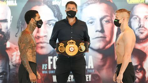 Benn vs Formella: Fight night will be even louder with the ...