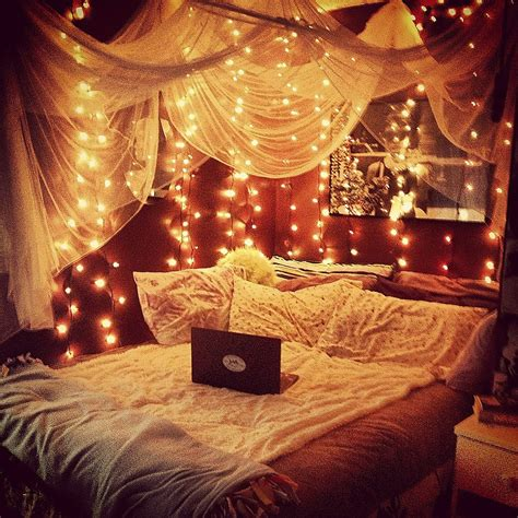 decorative lights  bedroom elegant fairy room decor