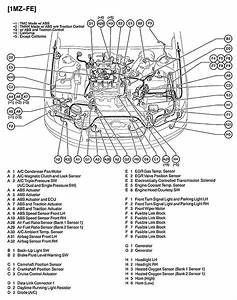 2002 Toyota Tacoma 2 7 Engine Diagram