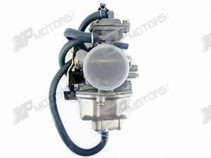 U15d1new Carb Carburetor For  U221e Honda Honda Trx 250 Trx250