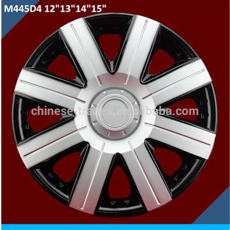 universal car paint color wheel covers bicolor car wheel