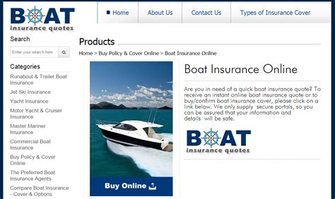 Quotes On Boat Insurance by Marketing Review 6 Quot Boat Insurance Quot Adwords Review