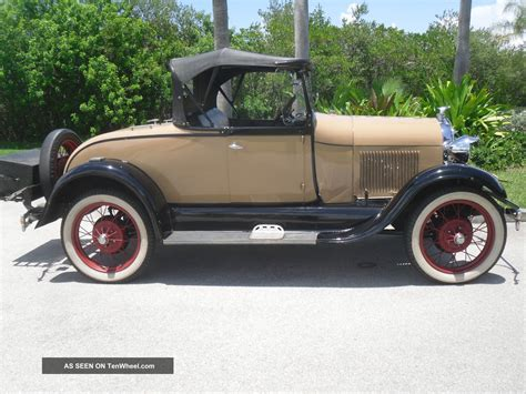 1928 Ford Model A by 1928 Ford Model A Roadster
