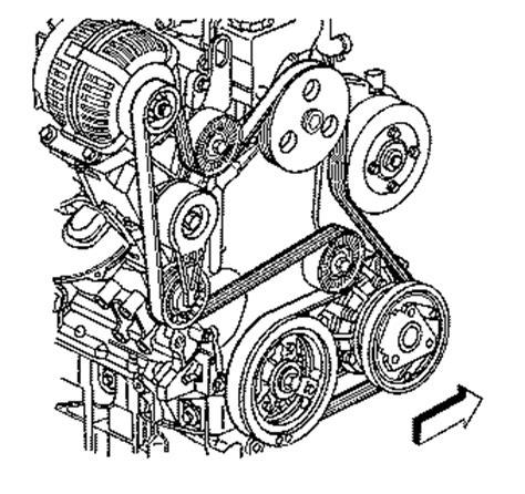 Pontiac 3400 Aztek Engine Diagram by 3400 Or 3 4l V6 Engine Belt Pictures And Routing Diagrams