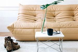 Canapé Style Togo : canap togo ligne roset le bon coin meuble de salon contemporain ~ Voncanada.com Idées de Décoration