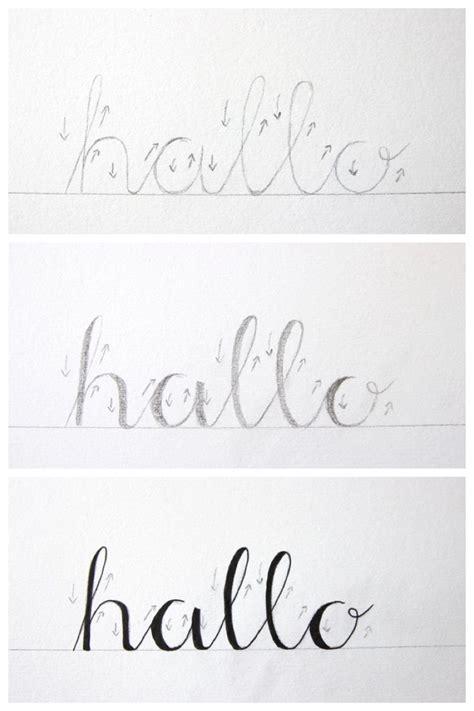 Und wenn du noch die passenden handlettering oder brushlettering. Handlettering | Tipps für Anfänger | Miss Konfetti | Handlettering, Schöne schriftarten alphabet ...