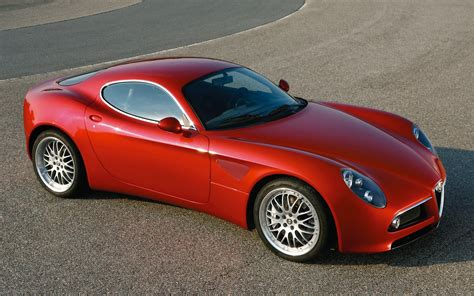 alfa romeo 8c competizione widescreen exotic car pictures