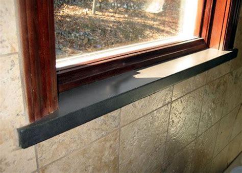 Window Sill Finishes by Concrete Window Sills Trueform Concrete Custom