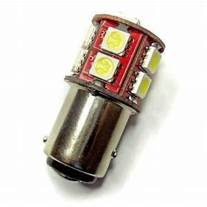 Ampoule Led 12 Volts Voiture : ampoule p21 5w bay15d 13 leds blanches 6 volts led effect ~ Medecine-chirurgie-esthetiques.com Avis de Voitures