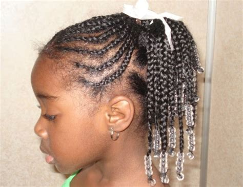 African American Children Hairstyles