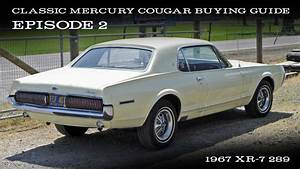 67-68 Cougar Buying Guide  What To Look For