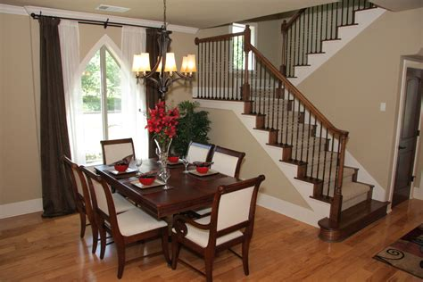 Dining Room Staging Photos  Kansas City Real Estate