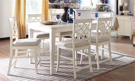 white kitchen set furniture haynes furniture trisha yearwood southern kitchen counter