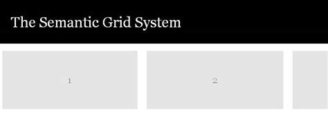 css grid layout frameworks  responsive web design