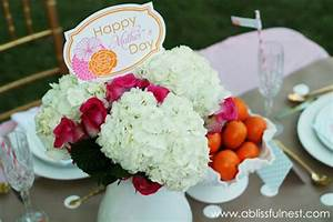 Mother's Day Brunch - The Table Decor