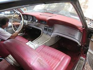 1962 Ford Thunderbird - Pictures