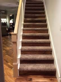 Carpet To Hardwood Stairs by Best 25 Carpet Treads Ideas On Pinterest Carpet
