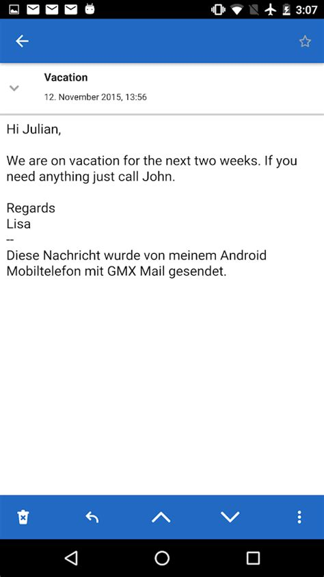 Gmx Mobile Email by Gmx Mail Android Apps On Play