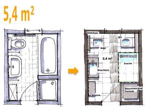Kleines Bad Mit Dusche 3 Qm badplanung beispiel 5 4 qm neue w 252 nsche f 252 r das neue bad