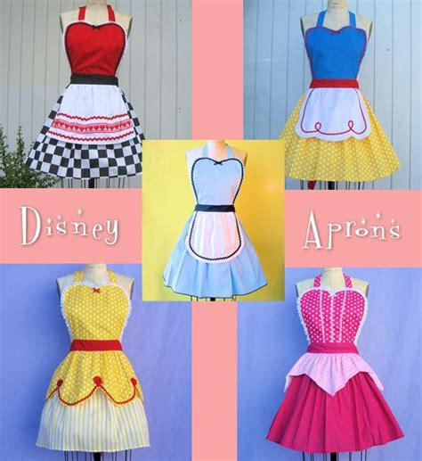 Disney Kitchen Aprons by 25 Best Ideas About Disney Princess Aprons On