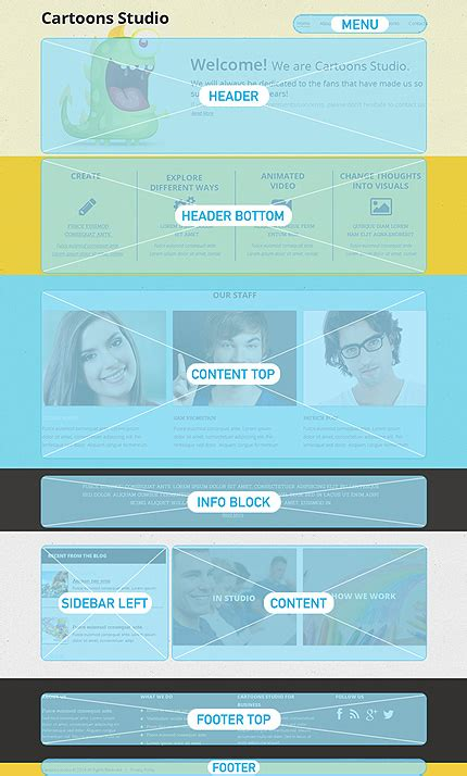 Drupal 7 Module With Template by Media Drupal Template No 48282 Drupal Templates