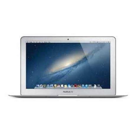 refurbished apple macbook air mdlla   laptop
