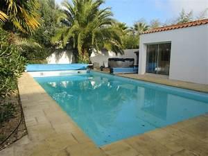 location ile de re With location maison ile de re avec piscine 9 varaville maison contemporaine avec piscine interieure