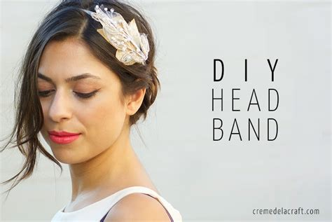 diy bridal hair band diy beaded bridal headband