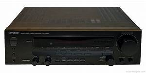 Kenwood Kr-v6050 - Manual - Audio Video Stereo Receiver