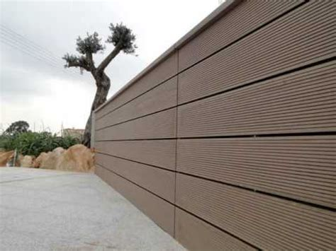 ft wide wpc fence panels  sale youtube