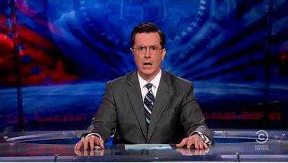 Drop Colbert Jaw Stephen Omg Disbelief Gifs