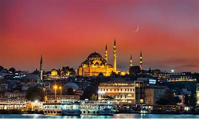 Istanbul Turkey 4k Wallpapers Travel Background Tour