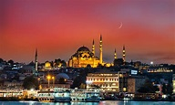 Istanbul, Turkey Wallpapers in 4K - All HD Wallpapers