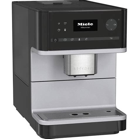 Miele Countertop Coffee Machine - miele cm6110 countertop coffee machine with onetouch for