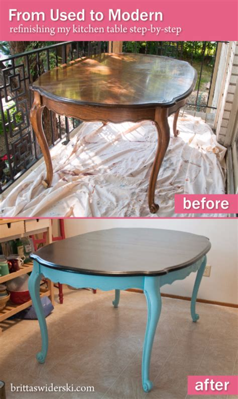 furniture refinishing tips