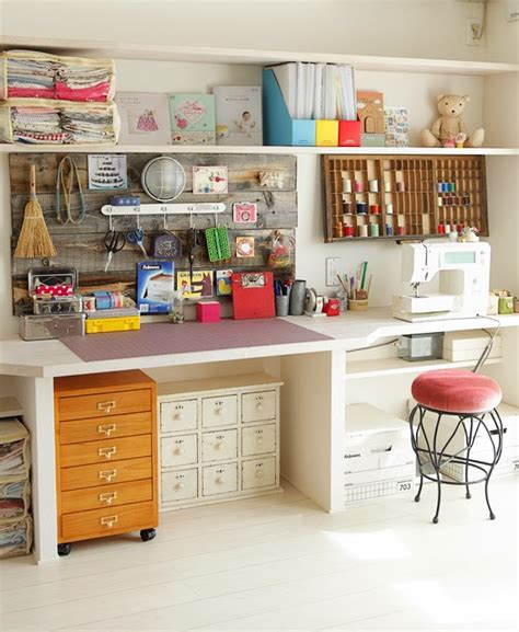 creative craft room storage ideas hearthandmadeuk