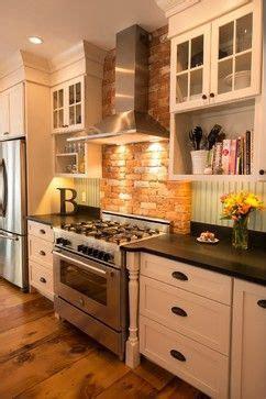 25  best ideas about Exposed Brick Kitchen on Pinterest