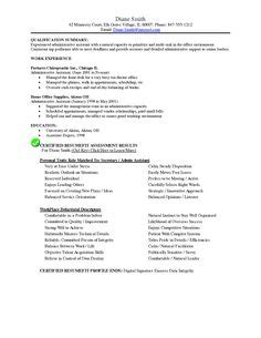 Chiropractic Assistant Skills Resume by What Is And How To Make Cover Letter For Chiropractic