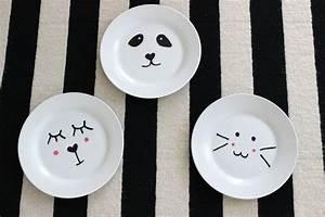 Porzellan Bemalen Mit Kindern : diy muttertag porzellan bemalen und es gibt auch was f r die kids diy f r kinder ~ Frokenaadalensverden.com Haus und Dekorationen