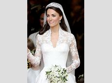 Kate Middleton's wedding dress A closer look at the