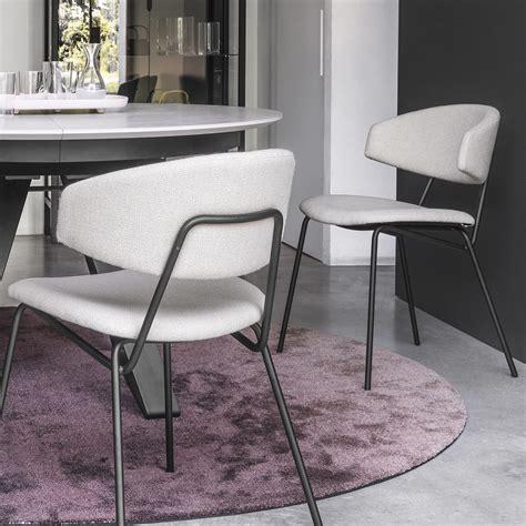 stühle mit stoffbezug calligaris stuhl mit stoffbezug casa de