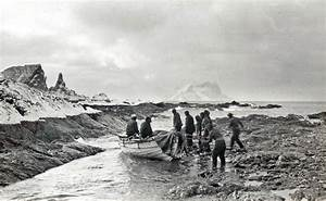 Ernest Shackleton and the Endurance expedition, The voyage ...