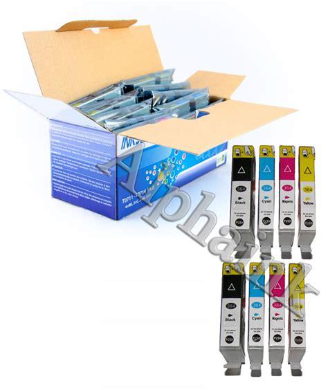 Hp 5520 Cartucce 8 Cartucce Hp 364 Xl Con Chip Photosmart