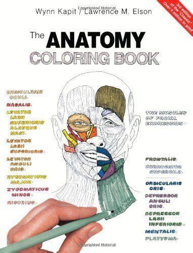 anatomy coloring book  wynn kapit httpwwwamazon