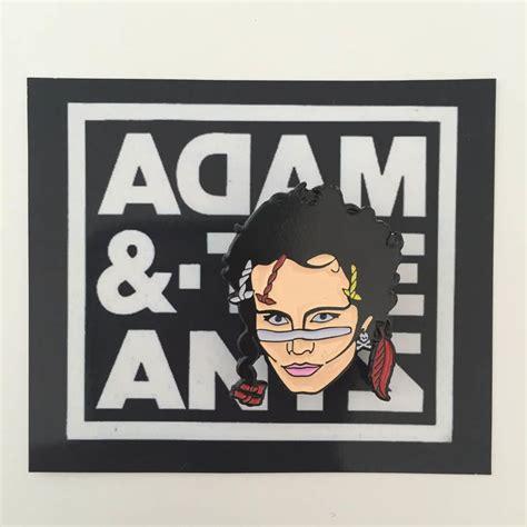 ADAM ANT PIN | Ants, Adam ant, Pin