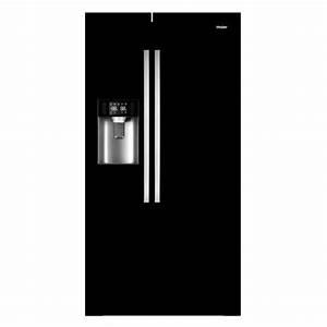Refrigerateur 1 Porte Noir : haier hr550ab r frig rateur am ricain 550l 375 175 ~ Dailycaller-alerts.com Idées de Décoration