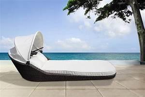 Rattan Lounge Mit Dach : rattan sonneninsel aus polyrattan gartenm bel ~ Bigdaddyawards.com Haus und Dekorationen